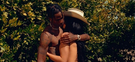 Kylie Jenner Shares A Nude 'Playboy' Photo Of Herself And Travis Scott