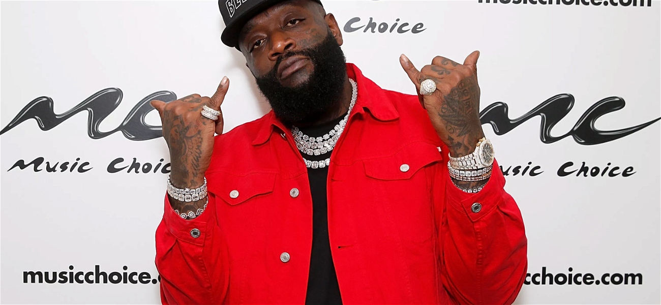 Rick Ross Accuses Baby Mama Of Keeping His Kids Away From Him In Custody Battle