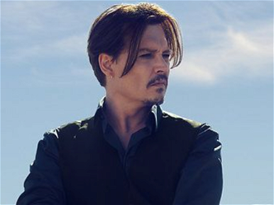 Johnny Deep Under Fire For Ad Campaign That Uses Native American Culture