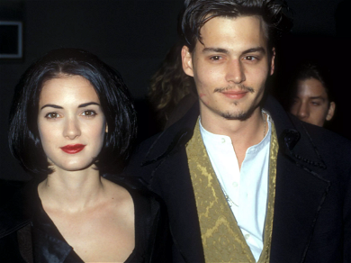 Winona Ryder Defends Johnny Depp, Calls Amber Heard Accusations 'Impossible to Believe'