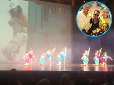 JLo, A-Rod and Marc Anthony Are Three's Company at Daughters' Dance Recital
