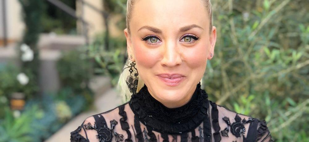 Kaley Cuoco's 'Nightmare' Bed Photo Lands Husband In Trouble