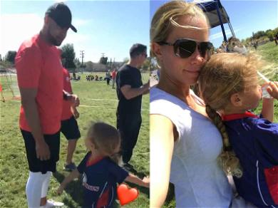 Kendra Wilkinson and Hank Baskett Hung Out After Divorce Filing