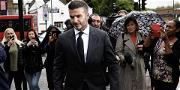 David Beckham Banned from Driving for Using Cell Phone Behind the Wheel