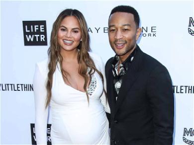 Chrissy Teigen and John Legend Welcome a Baby Boy!