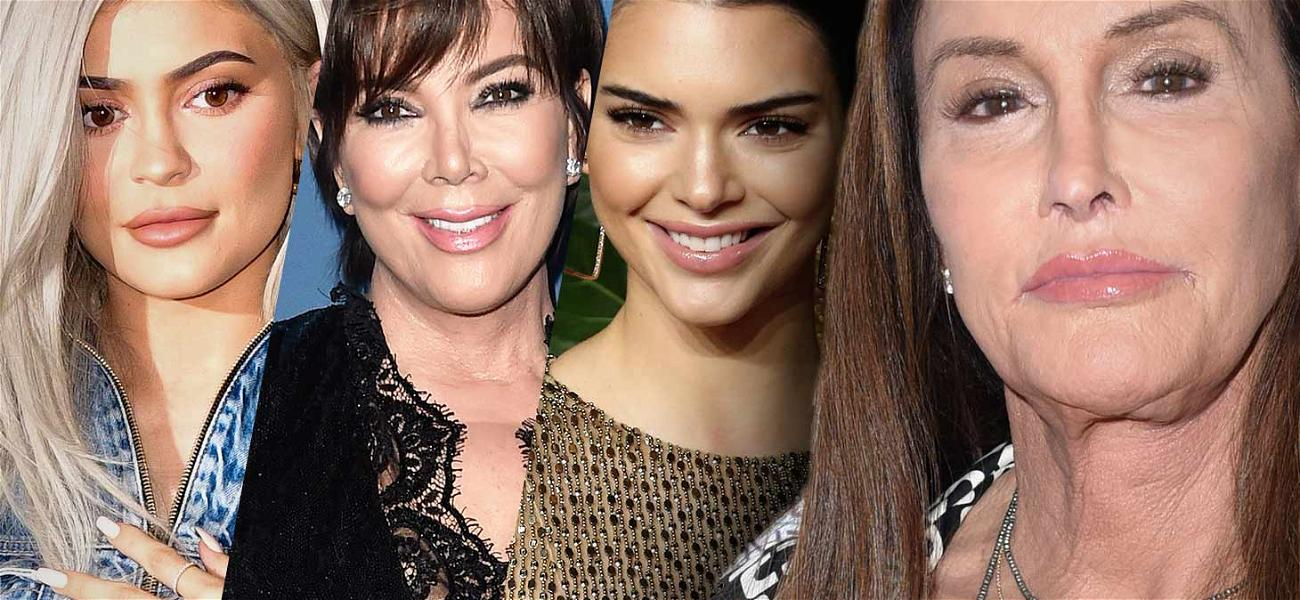 Caitlyn Jenner's Skincare Line May Get Torpedoed by Kylie, Kendall & Kris Jenner