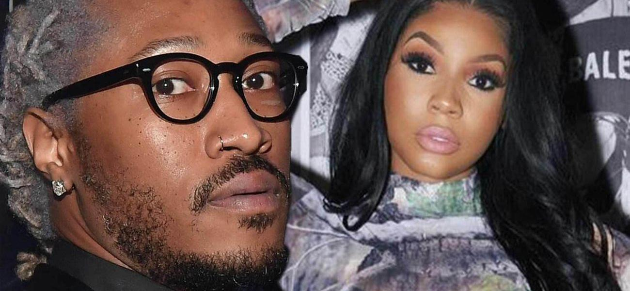 Future's Ex Brittni Posts Cryptic Message After Accusing Rapper Of Making Threats