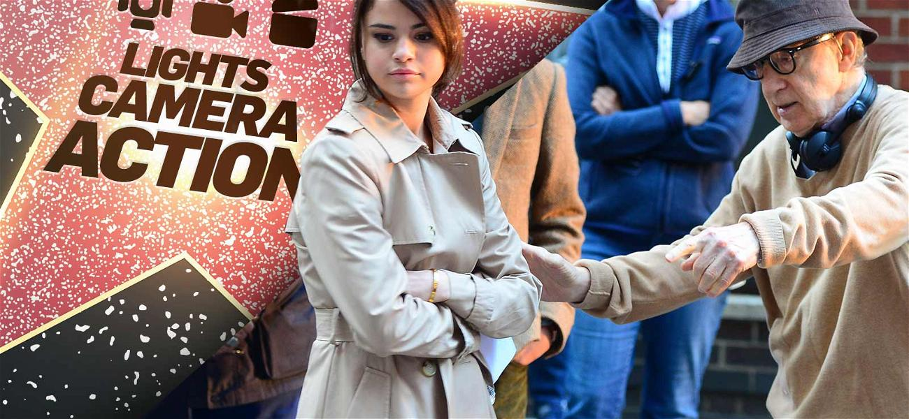 Selena Gomez Takes Direction From a Pro
