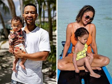 Chrissy Teigen & John Legend's Family Vacation is #Goals