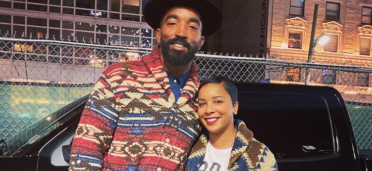 JR Smith Denies Having Affair With Candice Patton, Says He's Separated From His Wife