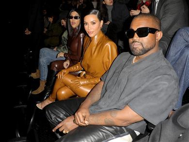 Kourtney Kardashian Posts Cryptic Quote Following Kanye West Apology To Kim Kardashian