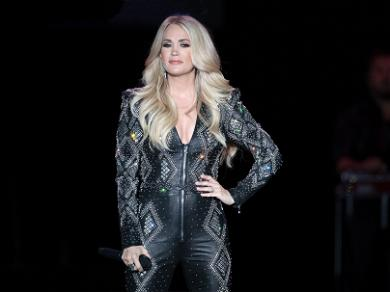 Carrie Underwood Shows Support For Blackout Tuesday Amid George Floyd Protests