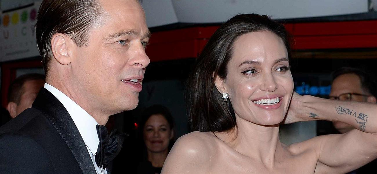 Angelina Jolie Is Focused on 'Health and Needs' of Children After Court Warns Her to Fix Relationship with Brad Pitt