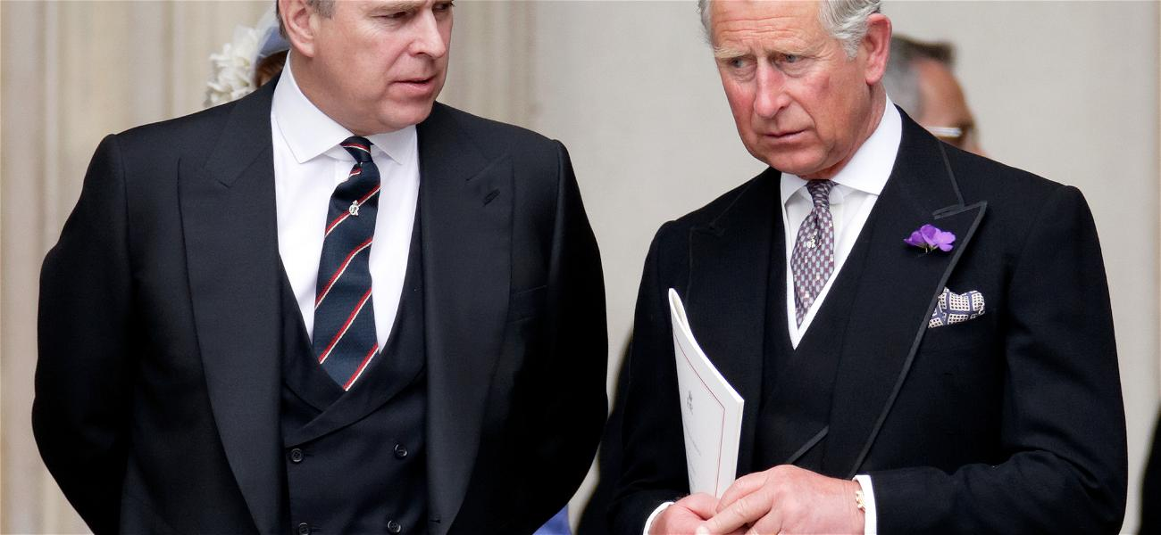 Prince Charles And Prince Andrew: A Feud That Goes Back Years