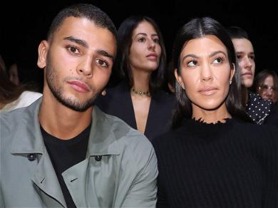 Kourtney Kardashian's Boyfriend Younes Bendjima Claims Self-Defense In Assault Court Battle Involving Drake