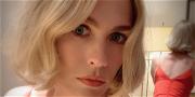 January Jones Flaunts Skinny Waist & Cute Face With 'Crazy Quarantined Mood' Pics