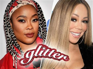 Da Brat Denies Making Bank From BFF Mariah Carey's Classic 'Glitter,' Reveals She Was Paid Scale for Film