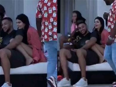 Kendall Jenner & Ben Simmons Accidentally Caught Sharing PDA at Khloé Kardashian's July 4th BBQ