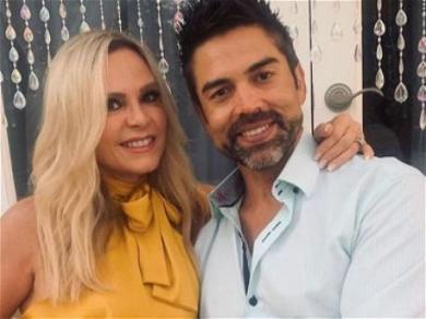 Ex-'RHOC' Star Tamra Judge's Husband Eddie Looks Back On First Date