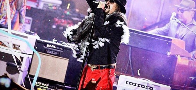 Kid Rock Drops Homophobic Slur In Response to Leaked Video Of Him Shouting Same Word!