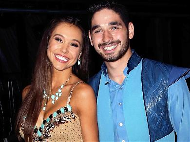 'DWTS' Alexis Ren's Showmance Started After She Broke Up With Ex-BF