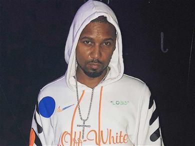'Love & Hip Hop' Tapes Fake Juelz Santana Tattoo Session to Explain New Ink