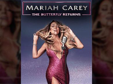Mariah Carey Announces Return to Las Vegas