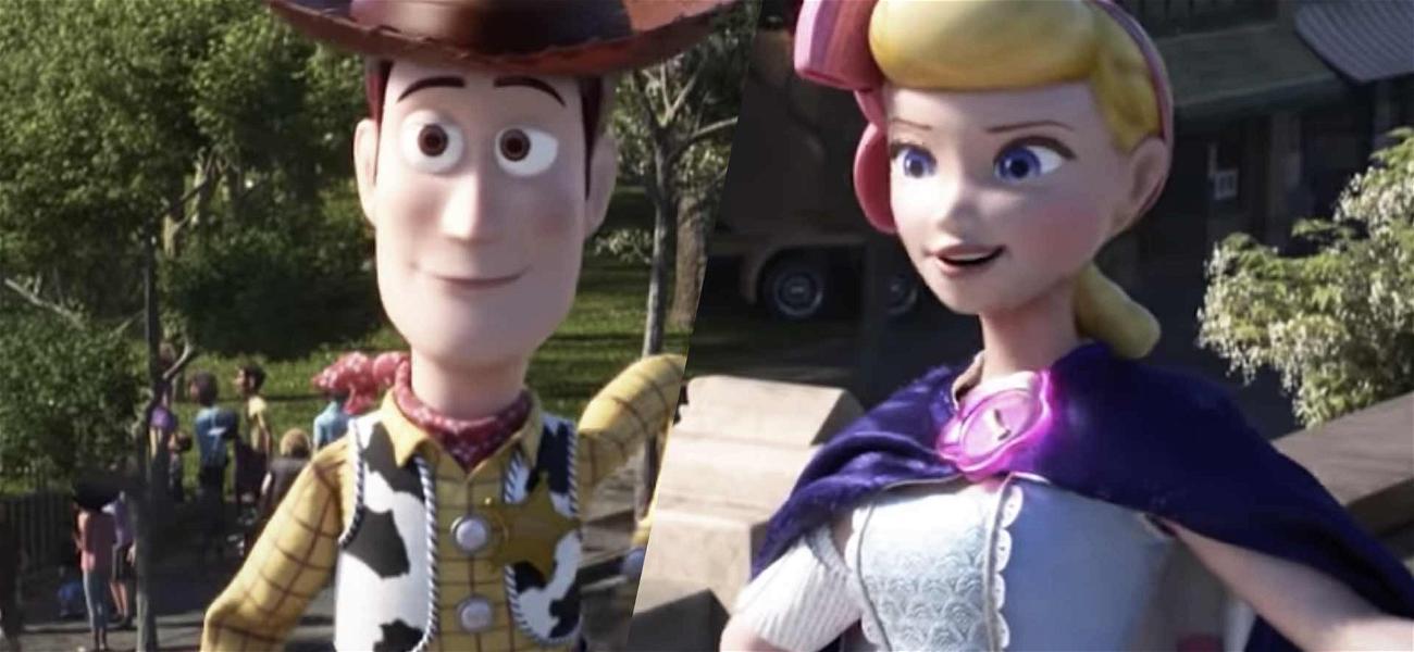 'Toy Story 4' Trailer Reunites Woody & Bo Peep in Epic Adventure