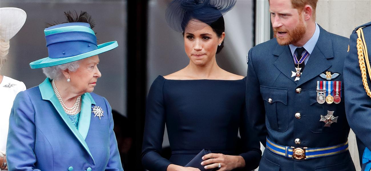 Prince Harry Was Scolded By The Queen Once For Cursing Out Her Closest Aide