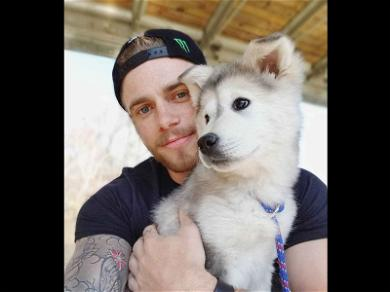 Gus Kenworthy's Adopted Puppy Passes Away Suddenly Due to Birth Defect