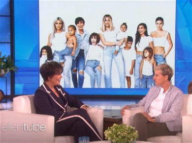 Ellen DeGeneres Calls Out Kris Jenner: 'You Lie to Me All the Time'