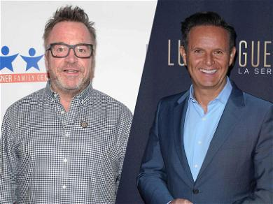 Tom Arnold Was Not Filming for TV Show During Pre-Emmy Brawl With Mark Burnett
