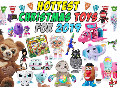 The Most Popular Christmas Toys of 2019