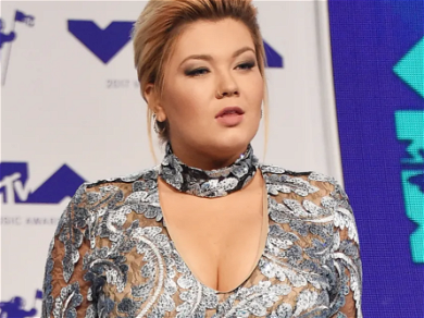 'Teen Mom' Star Amber Portwood Reaches Court Settlement With Baby Daddy Andrew Glennon