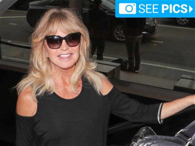 Goldie Hawn Never Ceases to be Super Cute