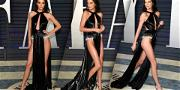 Kendall Jenner Won Vanity Fair's Oscar Party With Heart-Stopping Dress