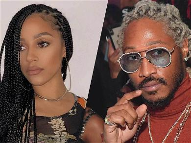 Rapper Future's Baby Mama Joie Chavis Makes Mouths Water With Instagram Video