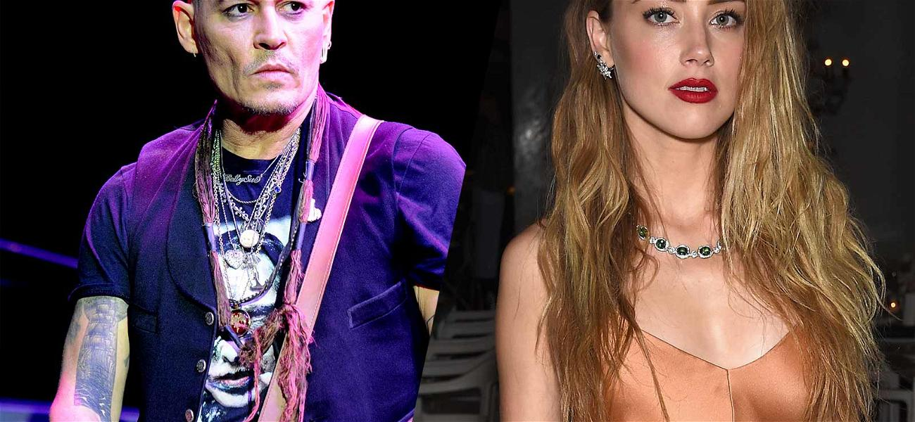 Johnny Depp Denies He Abused Amber Heard: 'I Know the Truth'