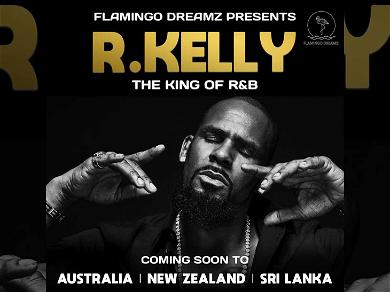 R. Kelly Announces New Tour Amid Sex Cult Controversy