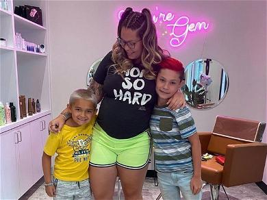 'Teen Mom' Star Kailyn Lowry Claims She Gets Paid $500 For Feet Pics