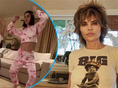 'RHOBH' Star Lisa Rinna Embarrasses Daughters By Sharing Their Dance Video: 'I Told You NO'