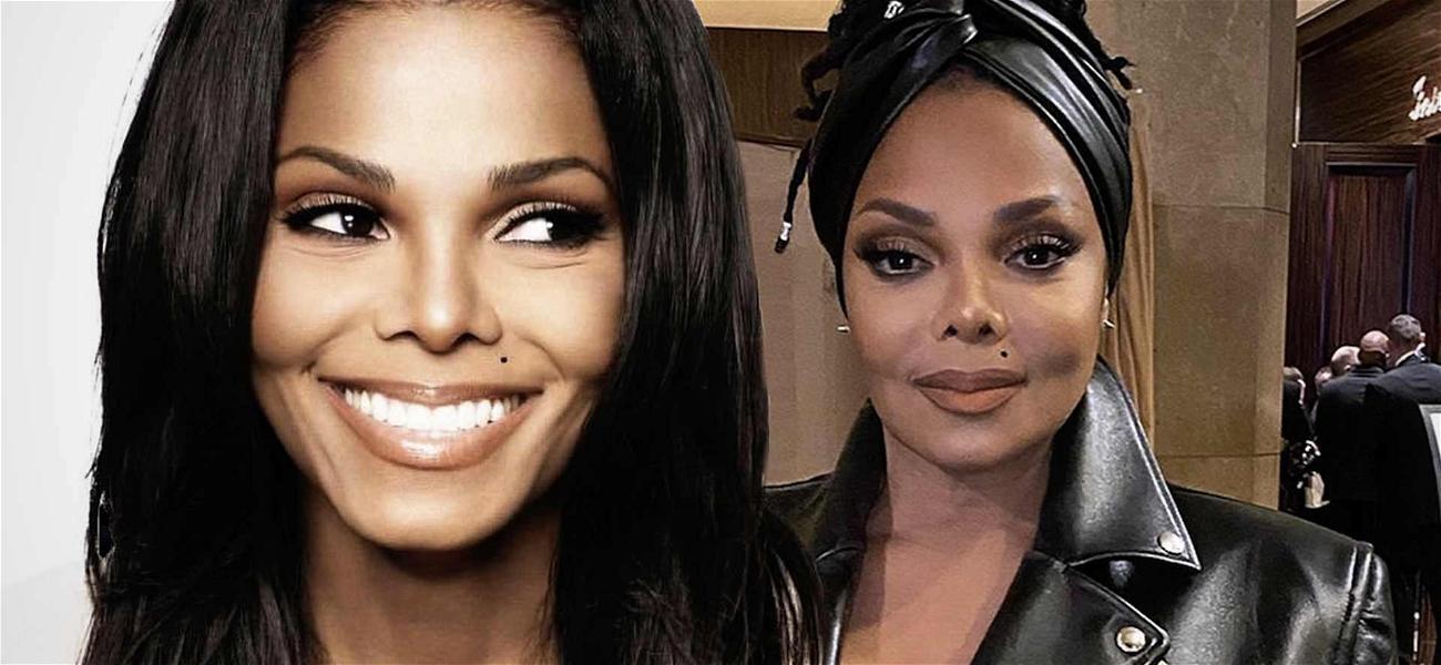 Janet Jackson's Embarrassing Childhood Headshot Goes Viral