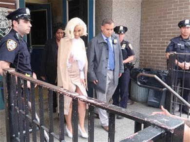 Cardi B Charged for Assault, Reckless Endangerment in Alleged Strip Club Beatdown