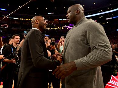 Shaquille O'Neal Makes Admission About Friend Kobe Bryant Before L.A. Memorial