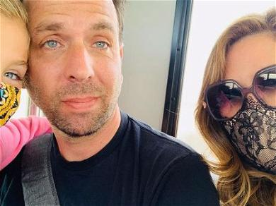 'RHOC' Star Emily SimpsonSays COVID-19 Improved Marriage To Husband Shane