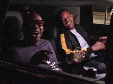 Will Smith & Dave Chappelle May Run On Presidential Ticket: 'Get the Right Celebrity in Office'
