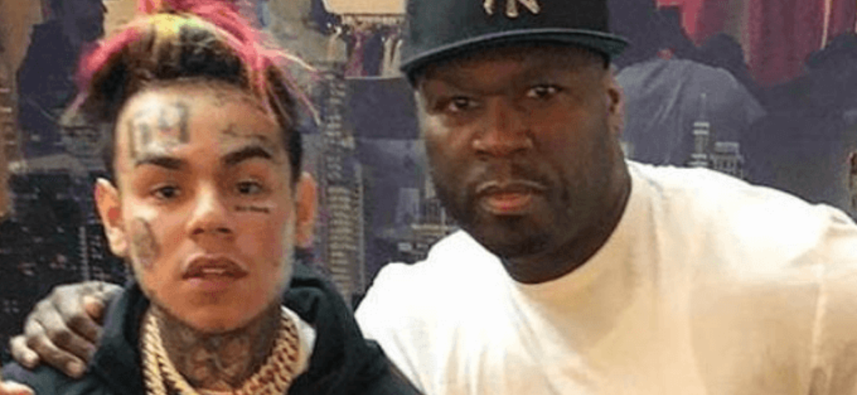 50 Cent Says He Will NOT Work With Tekashi 69, Rapper Responds By Taking Shot At His Family