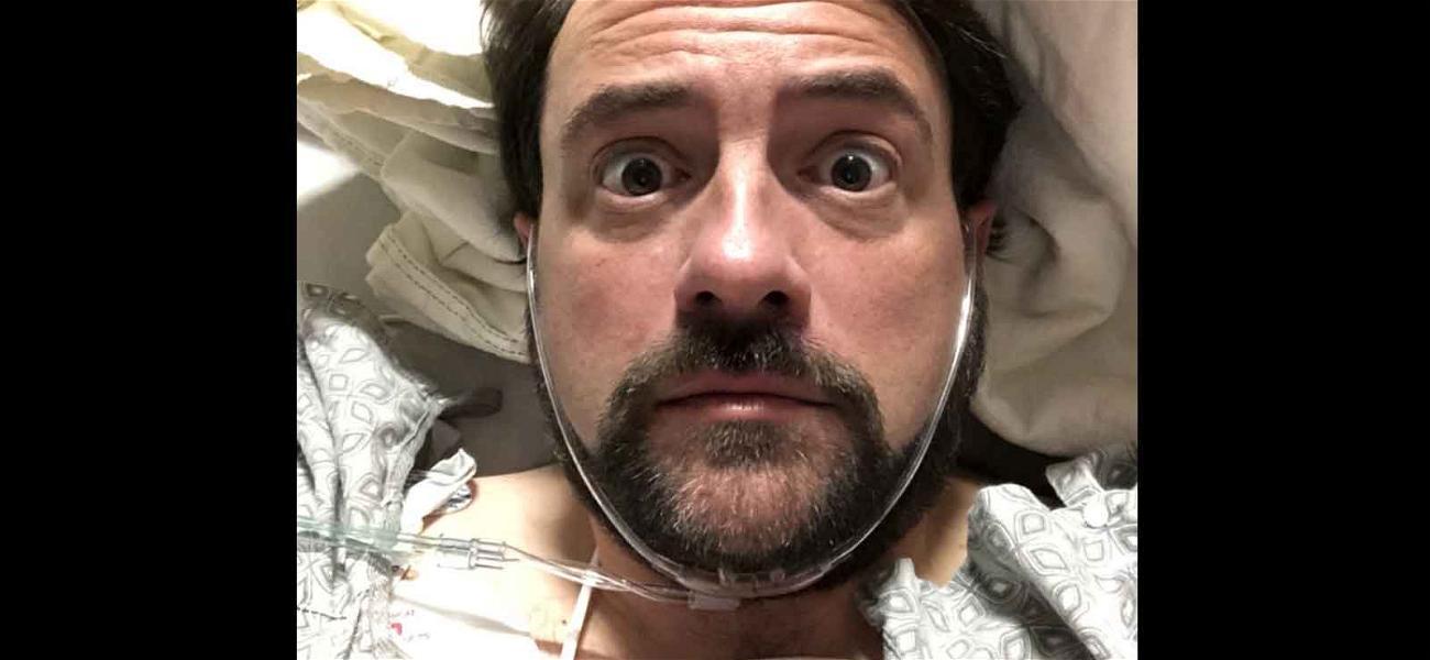 Director Kevin Smith Suffers 'Massive Heart Attack'