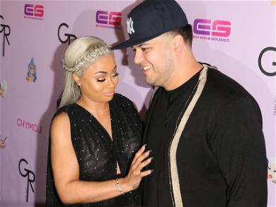 Blac Chyna Responds to Rob Kardashian's Recent Legal Child Custody Claims