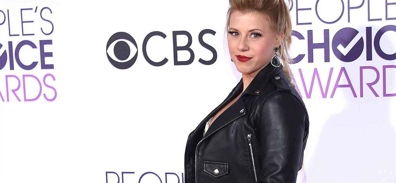 Jodie Sweetin Ordered to Submit for Drug Test in Divorce Battle